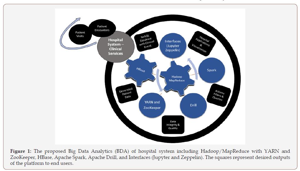 Interactive Big Data Analytics Platform for Healthcare and
