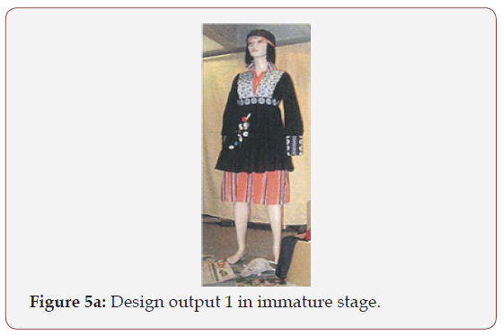 Development Of Innovative High Fashion Collection Via Conceptual Design Process Model Iris Publishers